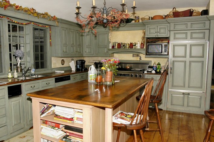 Painted Kitchens