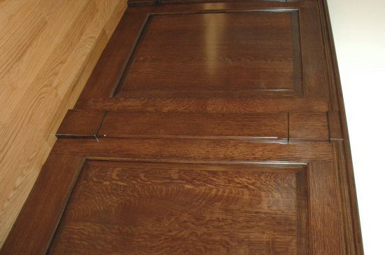 Wainscoting Pilaster